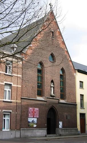 Antwerpen Korte Winkelstraat 1 kloosterkerk