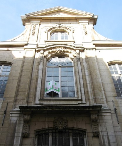 Antwerpen Lange Nieuwstraat 20-24 gevel Pruynenstraat
