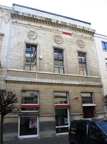 Antwerpen Orgelstraat 7