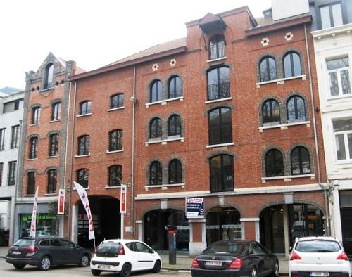 Antwerpen Oudeleeuwenrui 32-34