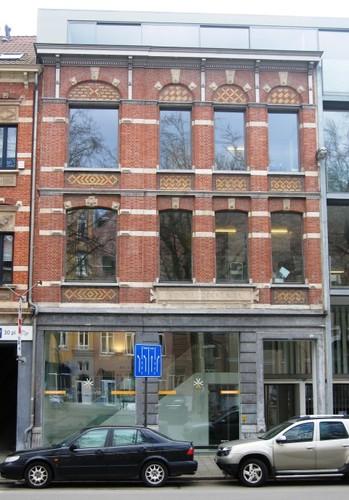 Antwerpen Oudeleeuwenrui 42