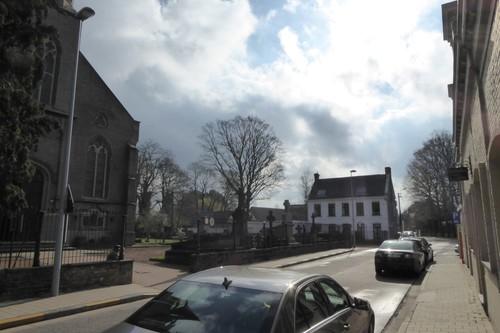 Gent Sint-Denijs-Westrem Kerkdreef
