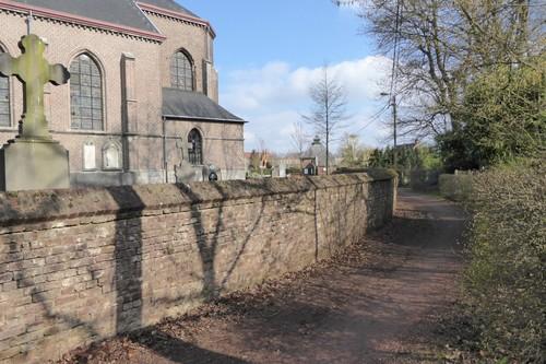 Gent Sint-Denijs-Westrem Kerkwegel