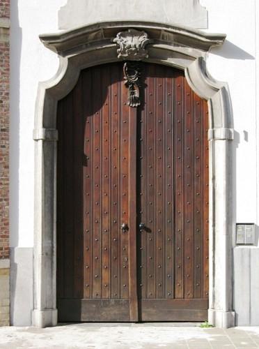 Antwerpen Blauwbroekstraat 7 poort