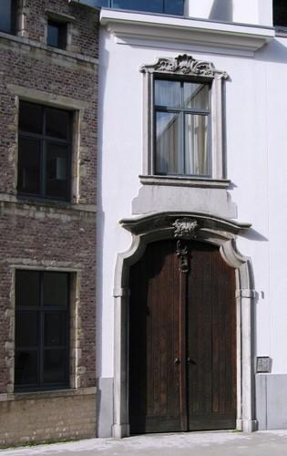 Antwerpen Blauwbroekstraat 7 risaliet