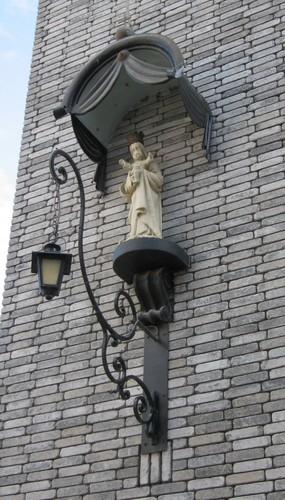Antwerpen Falconplein 39 Mariabeeld