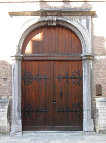 Antwerpen Prinsstraat 13 poort