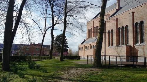 Zonnebeke Church Dugout
