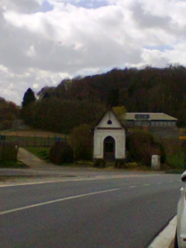 Heuvelland Westouter Rodebergstraat kapel