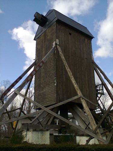 Heuvelland Westouter Lijstermolendreef zonder nummer molen