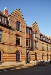 Sociaal appartementsgebouw van 1912