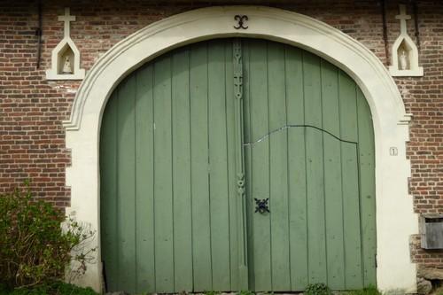 Zwalm Sint-Denijs-Boekel Omgeving van de Sint-Margarethakapel