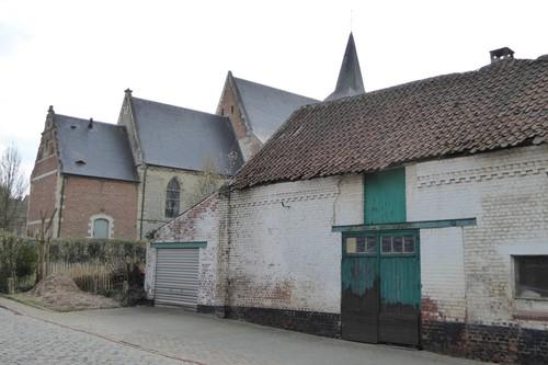 Ninove Dorpskom Lieferinge Kasseide