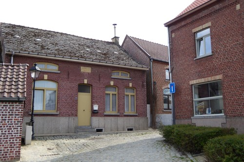 Ninove Dorpskom Lieferinge Lieferingeplaats
