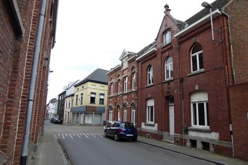 Ninove Meerbeke Omgeving Parochiekerk Nieuwstraat