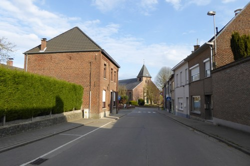 Ninove Dorpskern Outer Smid lambrechtstraat