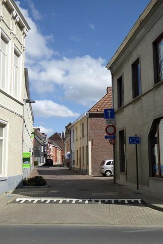 Kluisbergen Dorpskom Berchem Kloosterstraat