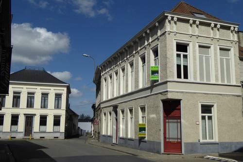 Kluisbergen Dorpskom Berchem Stationsstraat