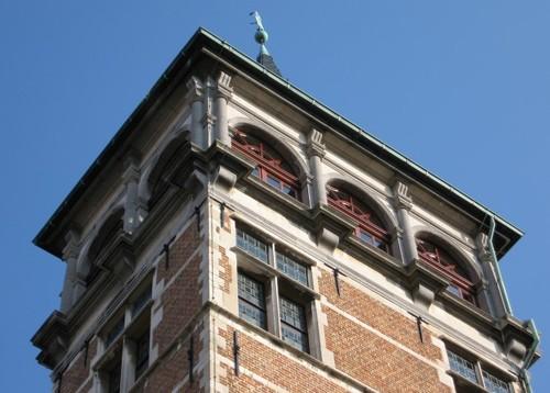 Antwerpen Sint-Jacobsmarkt 43 toren