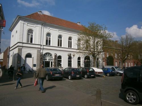 Lokeren stadskern - Kerkplein