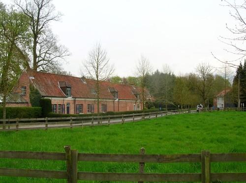 Waasmunster Dorpskom Sombeke -  Kasteelstraat