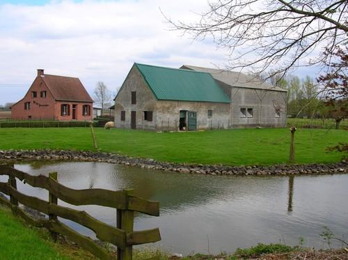 Sint-Gillis-Waas Sint-Pauwels hoeve en site - Feuselsdreef 3