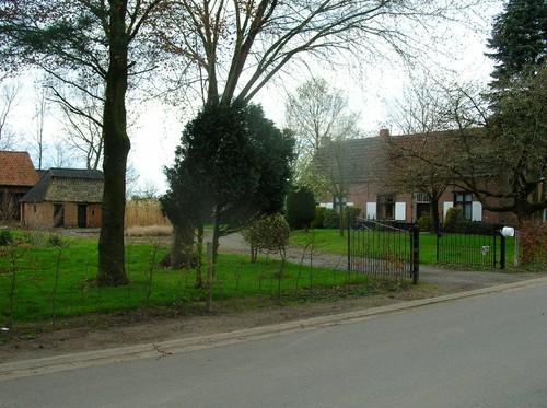Sint-Gillis-Waas Sint-Pauwels hoeve en site - Grauwesteenstraat 56