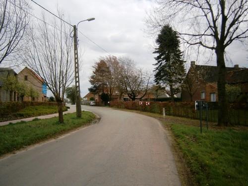Sint-Gillis-Waas Sint-Pauwels hoeve en site - Grauwesteenstraat