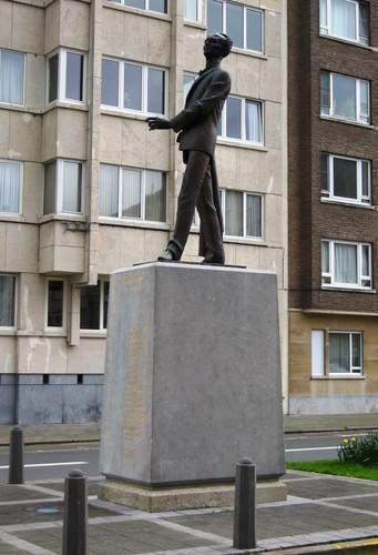 Antwerpen Camille Huysmanslaan zonder nummer beeld