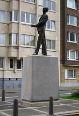 Standbeeld Camille Huysmans