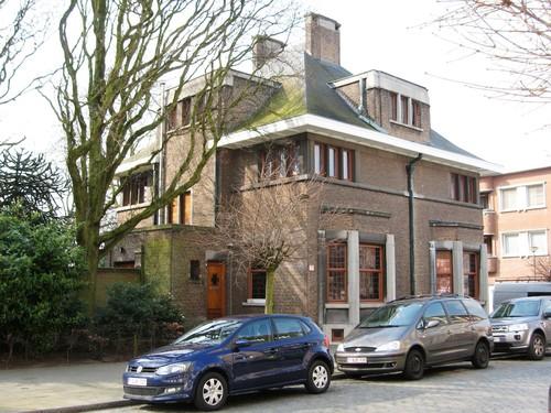 Antwerpen Louis Straussstraat 1