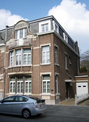 Antwerpen Vlaamsekunstlaan 2