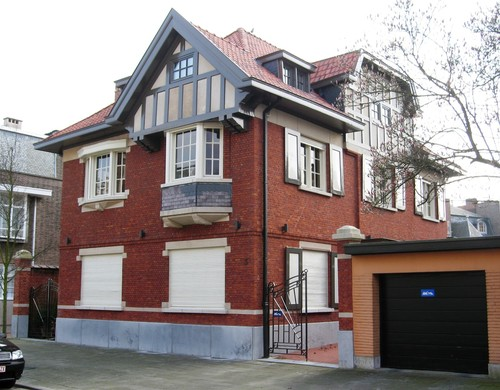Antwerpen Vlaamsekunstlaan 3