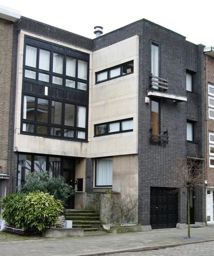 Architectenwoning en bureel van Marc Appel