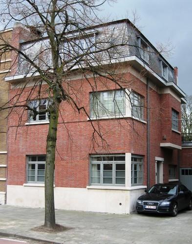 Antwerpen Camille Huysmanslaan 74