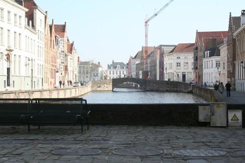 Brugge Spiegelrei en Spinolarei
