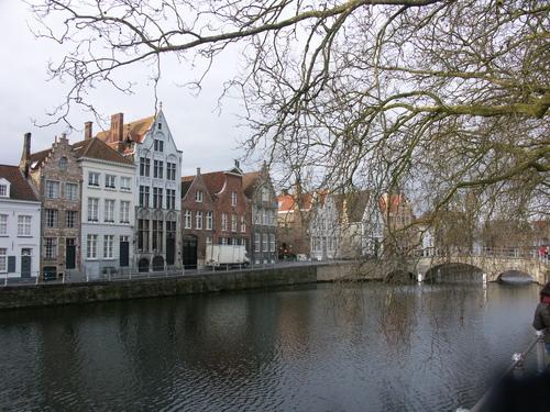 Brugge Spiegelrei 21-25