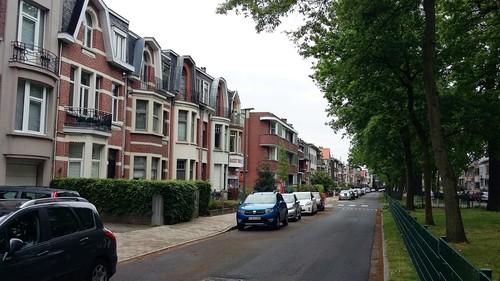 Antwerpen Venneborglaan 21 oplopend