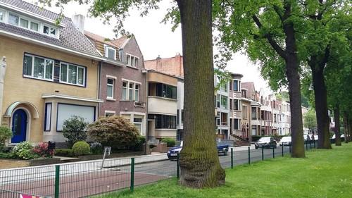 Antwerpen Venneborglaan 48 aflopend