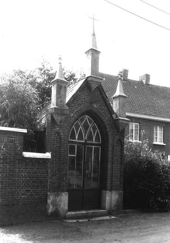 Evergem Doornzele Dries Heilig-Hartkapel
