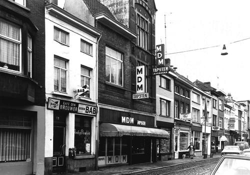 Gent Dampoortstraat 48-66