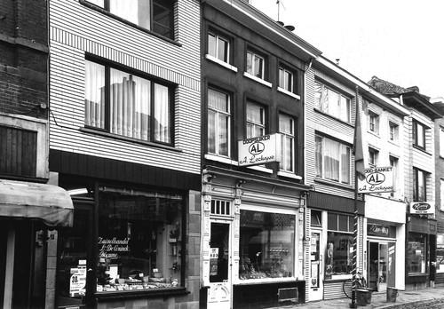Gent Dampoortstraat 56-62