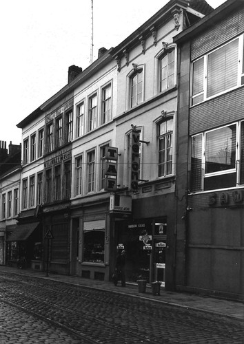 Gent Dampoortstraat 78-84