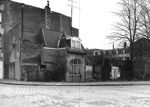 Gent Einde Were, Overzet, Henri Dunantlaan