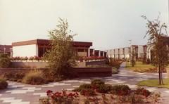 Sociale woonwijk Sparrenhof