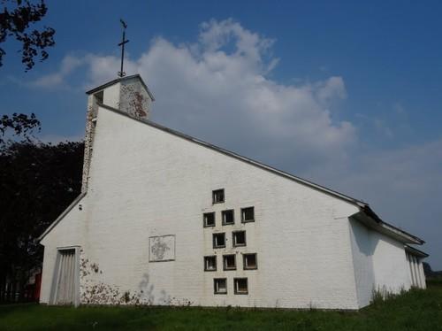 Waarschoot Bellebargie zonder nummer Hulpkerk Sint-Jozef