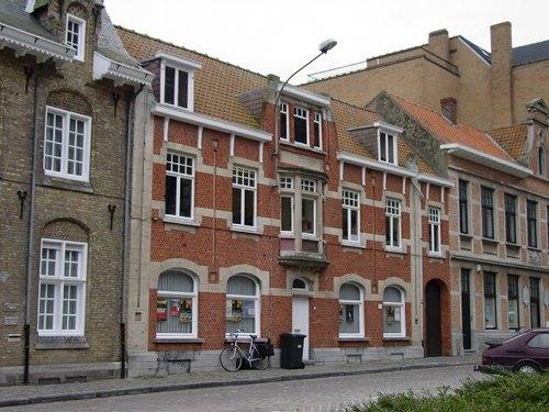 Ieper: documentatiecentrum IFFM