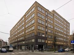 Modernistische woonblokken Onze Woning
