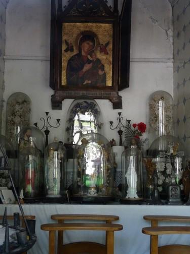 Zomergem Alfons Sifferstraat zonder nummer Interieur van de kapel Onze-Lieve-Vrouw van Gedurige Bijstand