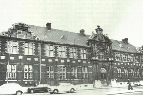 Hasselt Hospitaal kant Gasthuisstraat